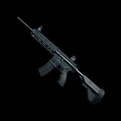 تفنگ M416