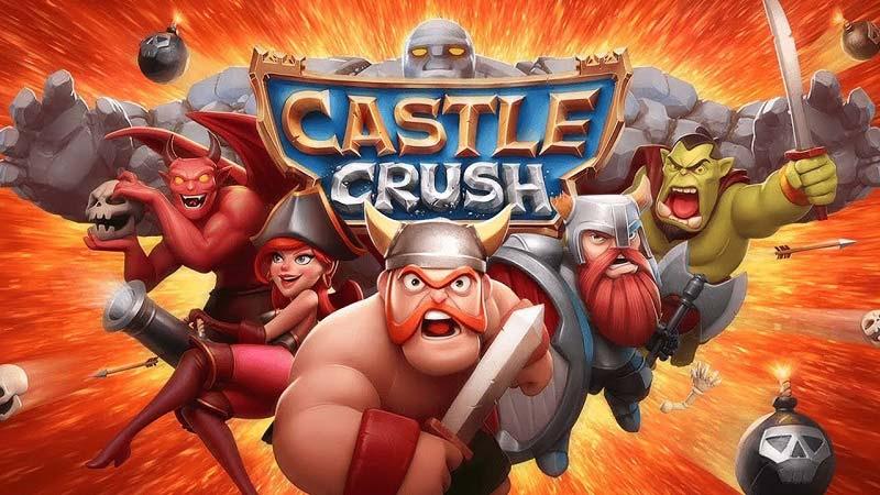 castle crush 破解