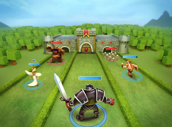 آموزش بازی castle crush