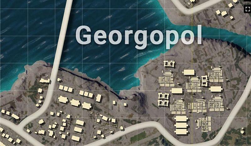 منطقه  Georgopol City