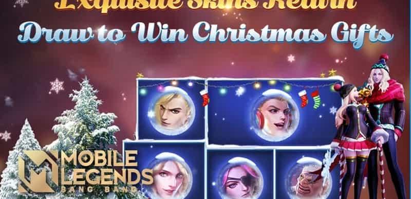 ایونت Christmas Raffle Featuring Starlight