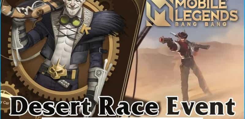 ایونت Desert Racing Event موبایل لجند