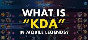 KDA در موبایل لجند