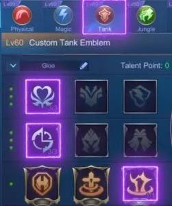 بهترین Emblem برای هیرو gloo